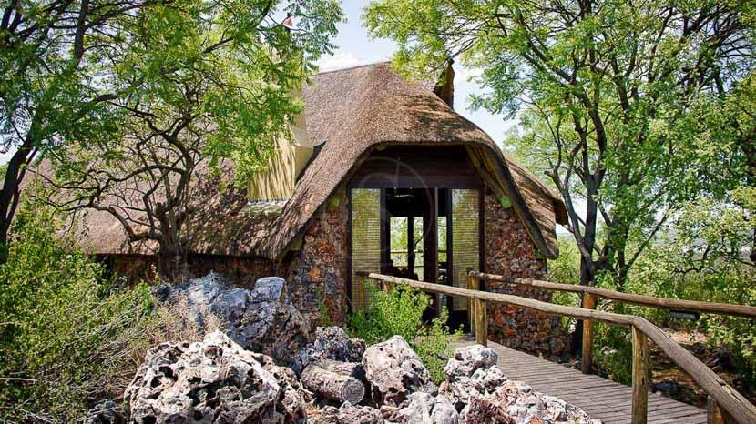 Little Ongava, Little Ongava à Etosha, Namibie © Dana Allen