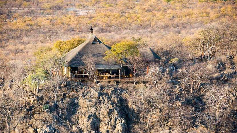 Little Ongava, Little Ongava à Etosha, Namibie © Olwen Evans