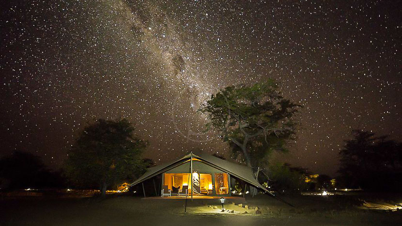 Malansrus Tented Camp, Malansrus Tented Camp, Namibie © Namibia Track and trails