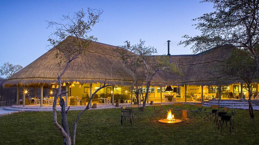 Mushara Bush Camp, Mushara Bush Camp, Namibie