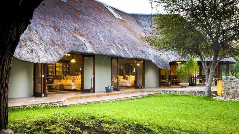Mushara Lodge, Mushara Lodge, Namibie