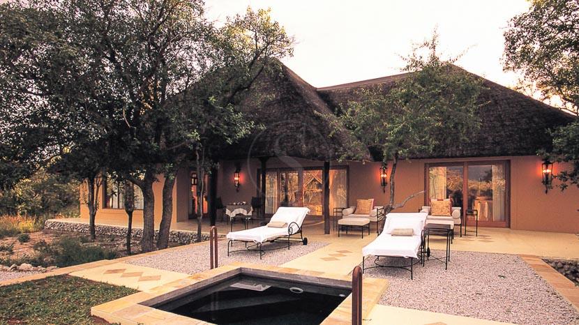 Villa Mushara, Villa Mushara, Namibie