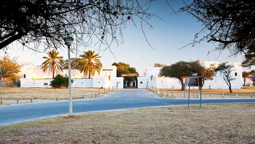 Namutoni Rest Camp, Namutoni Rest Camp, Namibie