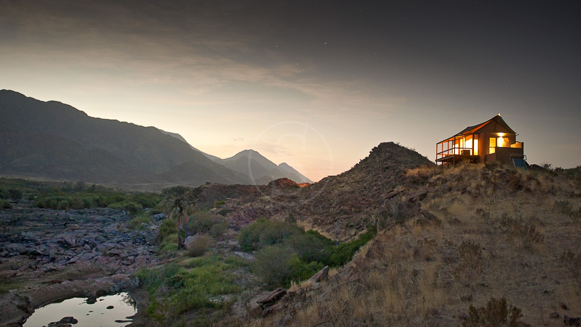 Okahirongo River Camp, Okahirongo River Camp, Namibie