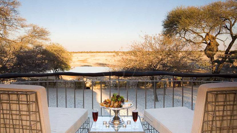 Okaukuejo Rest Camp, Okaukuejo Rest Camp, Namibie