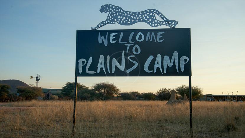 Okonjima Plains Camp, Okonjima Plains Camp, Namibie © Paul Martens