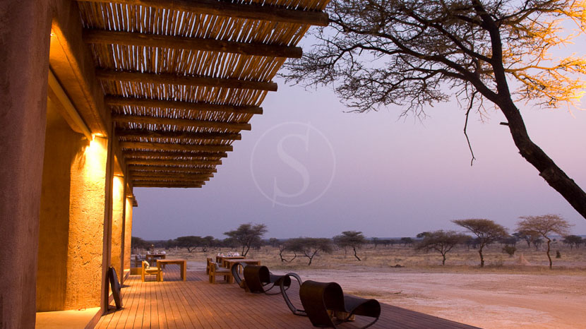 Onguma Tented Camp, Onguma Tented Club, Namibie © David Rogers