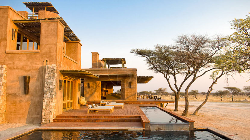 Onguma The Fort, Onguma The Fort, Namibie © David Rogers