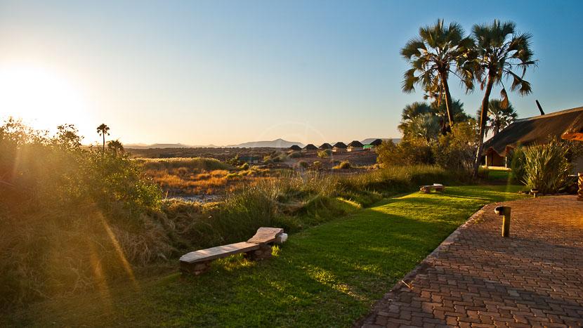 Palmwag Lodge, Palmwag Lodge, Namibie © Palmwag Lodge