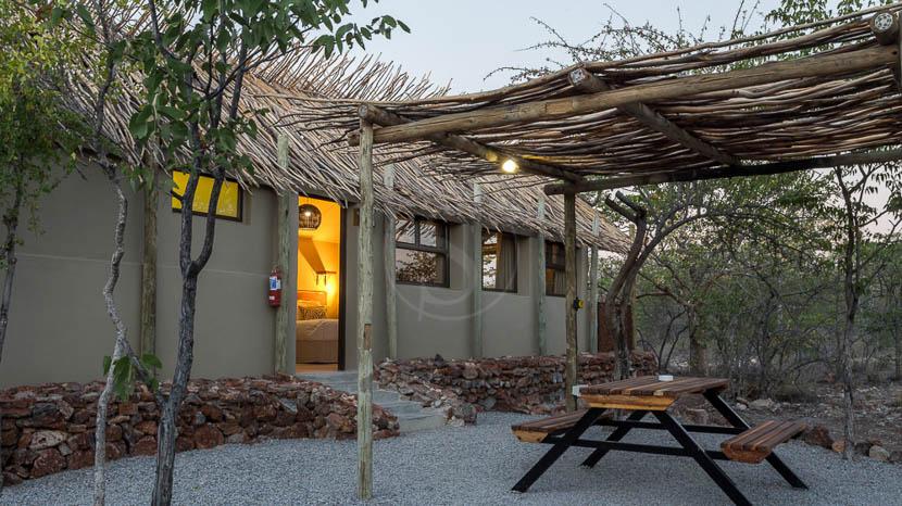 Etosha Taleni Village, Taleni Village, Namibie