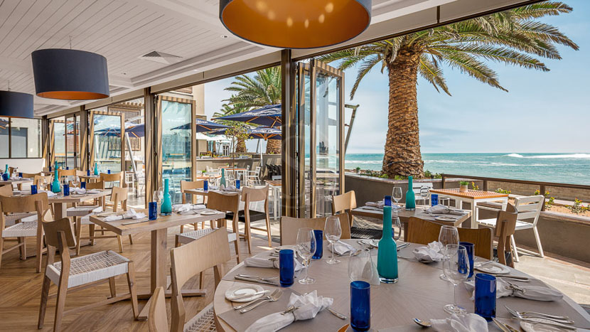 The Strand Hotel, The Strand Hotel, Namibie © The Strand