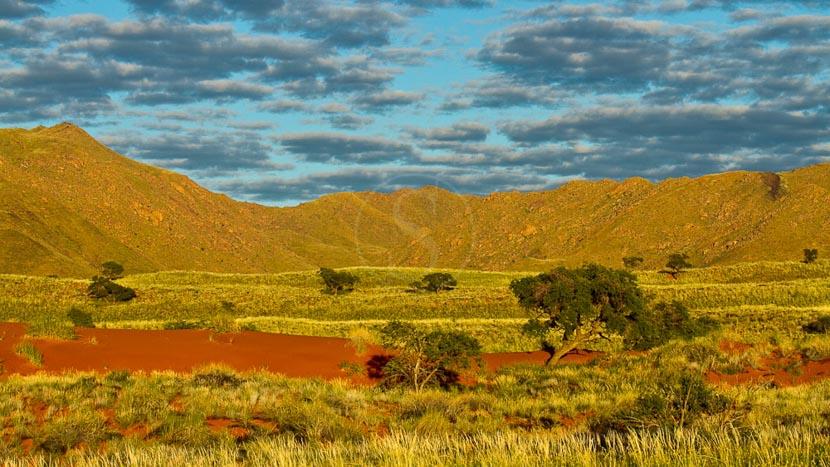 Nuit à la belle étoile dans le Namib, Ciel d'Orage sur la Namib Rand Nature Reserve, Namibie