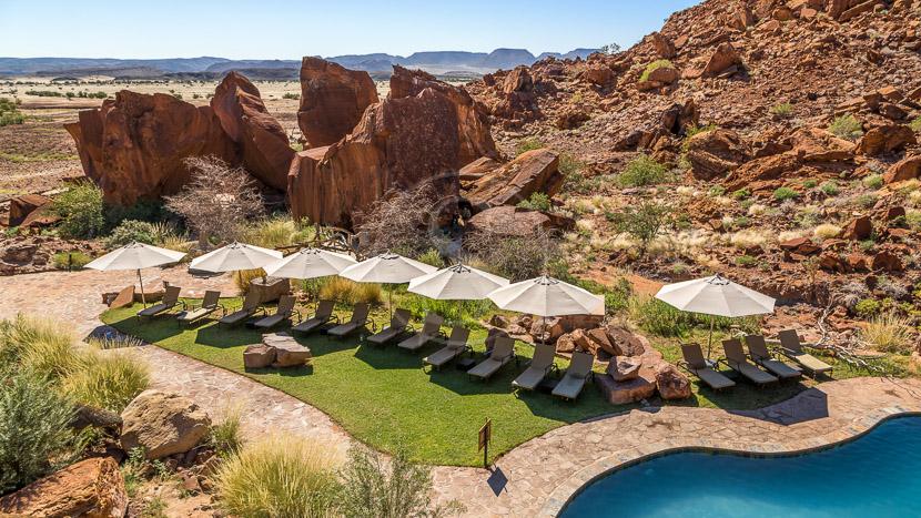Twyfelfontein Country Lodge, Twyfelfontein Country Lodge, Namibie