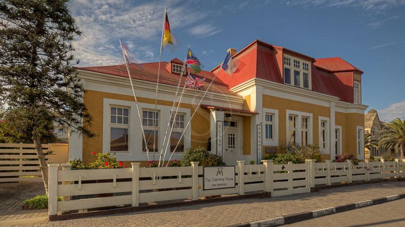 Villa Margherita, Villa Margherita, Namibie © Villa Margherita