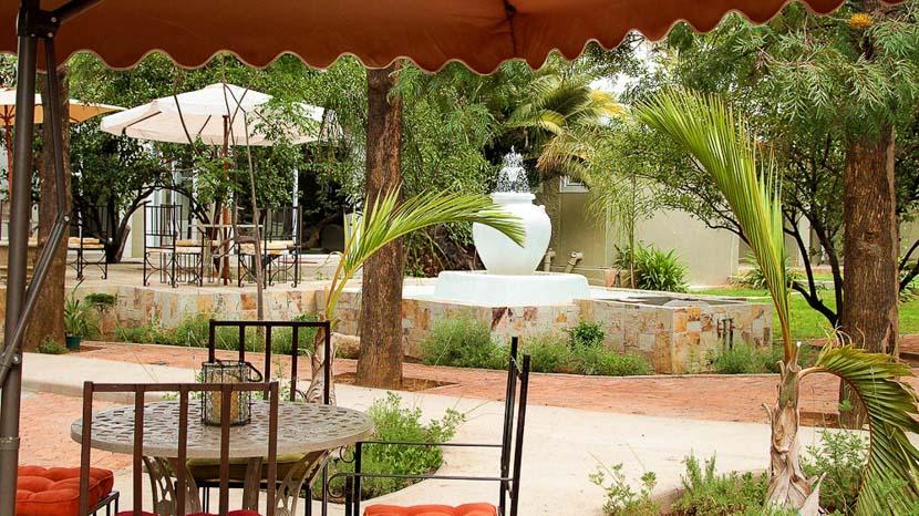 Village Boutique Hotel, Village boutique hotel, Namibie © Judy & Scott Hurd