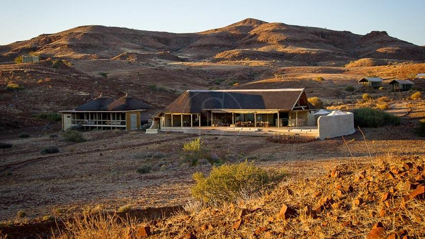 Damaraland Camp, Damaraland Camp, Namibie © Dana Allen - Wilderness