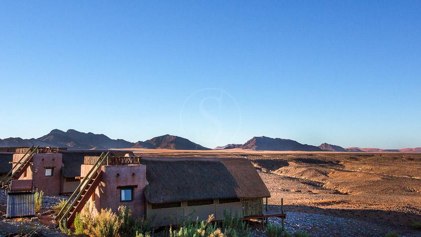 Kulala Desert Lodge, Kulala Desert Camp, Namibie © Dana Allen - Wilderness