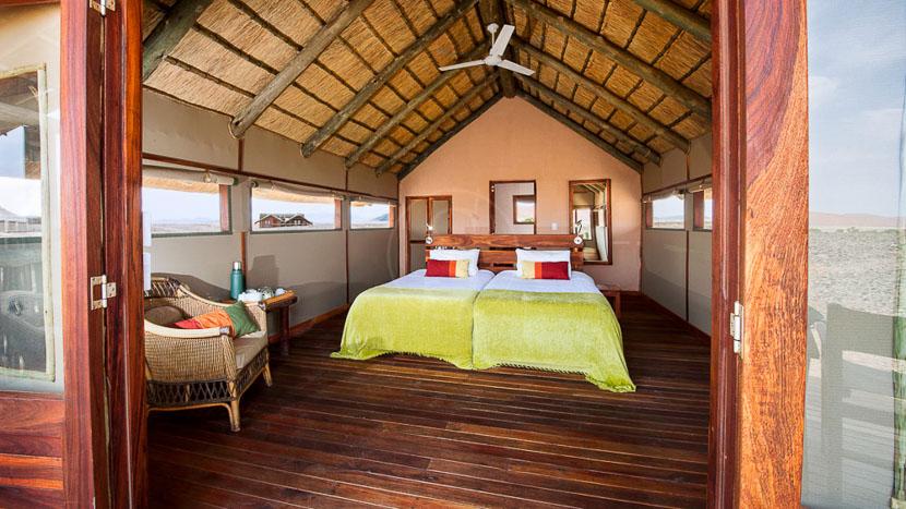 Kulala Desert Lodge, Kulala Desert Camp, Namibie © Olwen Evans - Wilderness