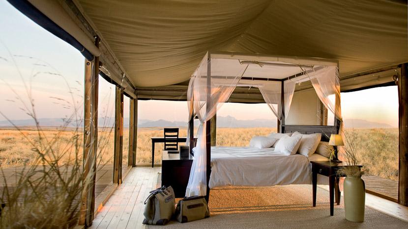 Wolwedans Dunes Lodge, Wolwedans Dunes Lodge, Namibie