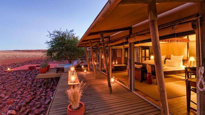 Wolwedans Private Camp, Wolwedans Private Camp, Namibie
