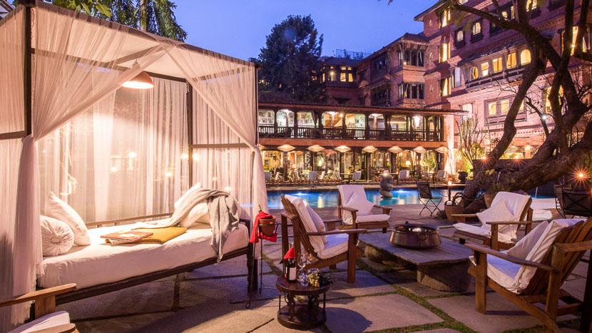 Dwarika's Hotel, Dwarika's Hotel, Népal © Dwarika's Hotel