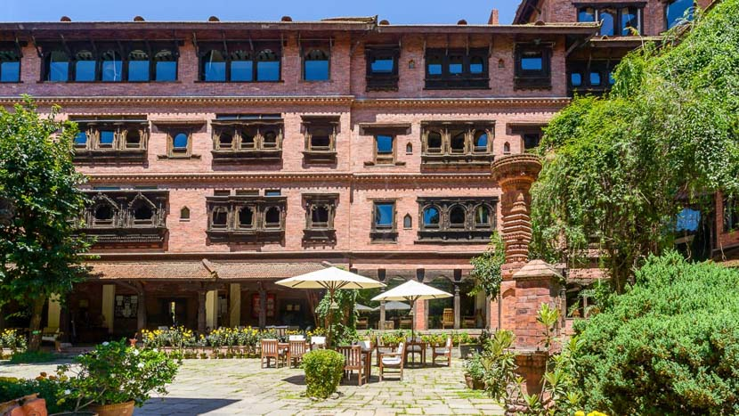 Dwarika's Hotel, Dwarika's Hotel, Népal © Thomas Dutour