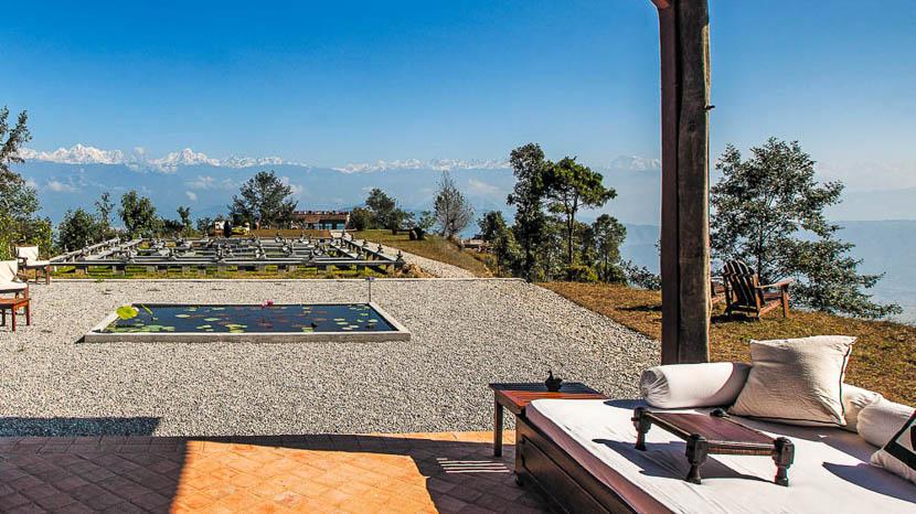Dwarika's Resort, Dwarika's Resort Dhulikhel, Népal © Gauravman