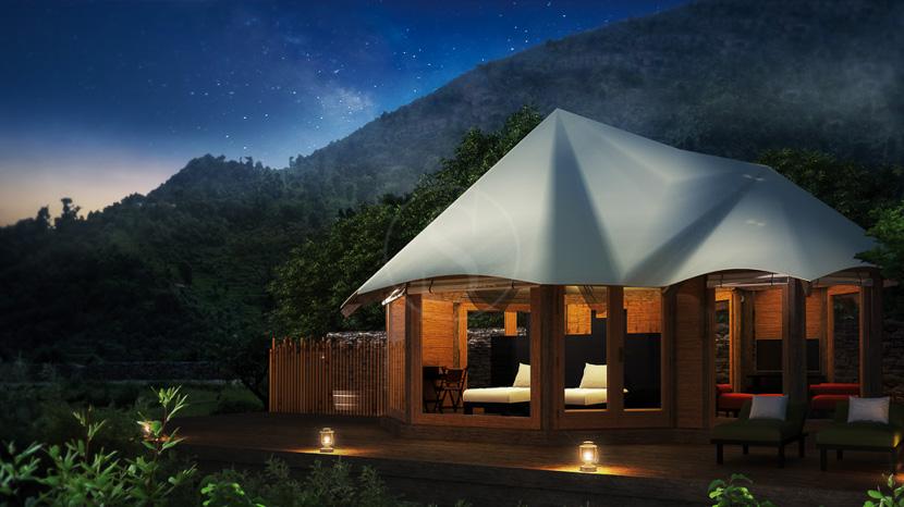The Pavilions Himalayas, The Pavilions Himalayas, Népal