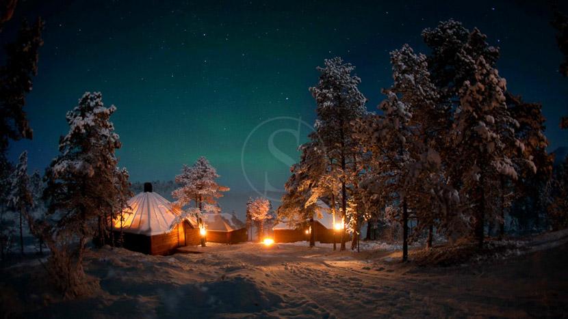 Malangen Resort, Malangen Resort, Norvège