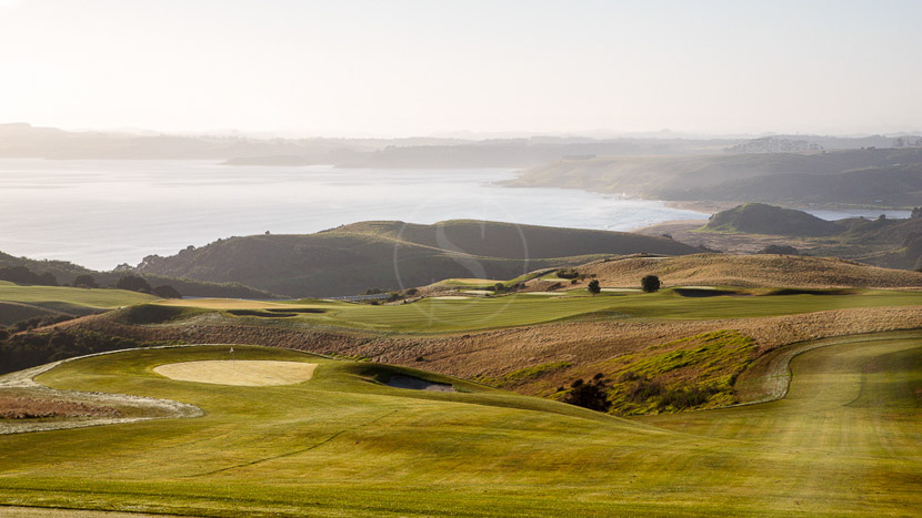 The lodge at Kauri Cliffs, Kauri Cliffs, Nouvelle Zélande © Kauri Cliffs