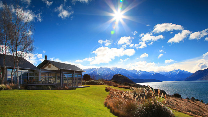 Whare Kea Lodge & Chalet, Whare Kea Lodge, Nouvelle Zélande © Whare Kea Lodge