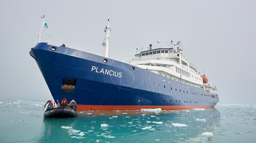 Plancius, Plancius © Oceanwide