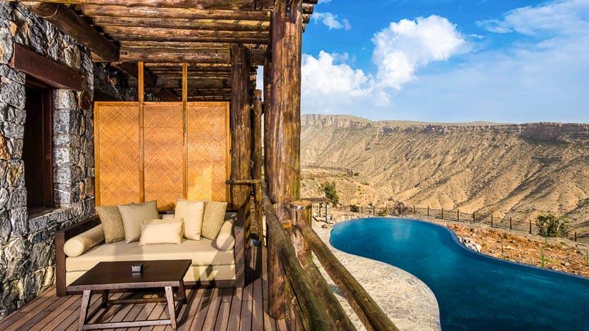 Alila Jabal Akhdar, Alila Jabal Akhdar, Oman