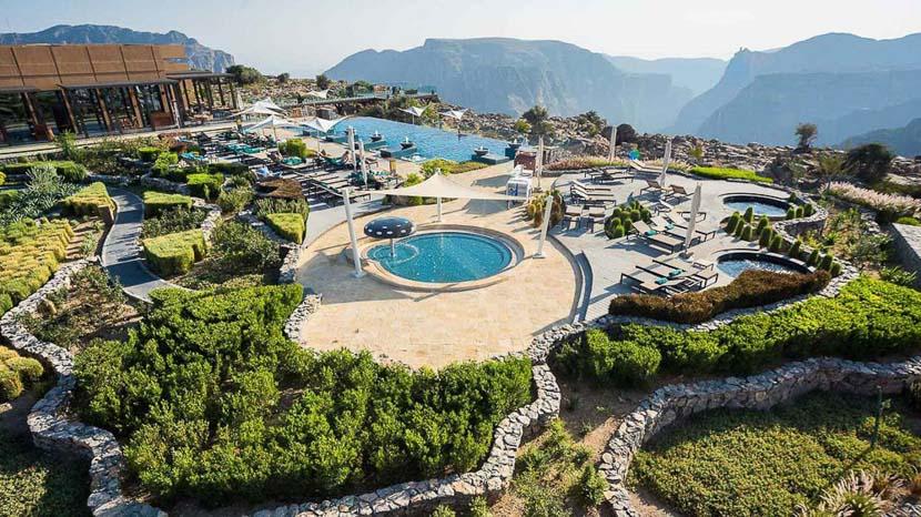 Anantara Al Jabal Al Akhdar Resort, Anantara Jabal Akhdar Resort, Oman