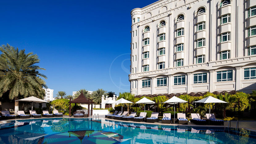 Radisson Blu Hotel, Muscat, Radisson Blu Mascate, Oman