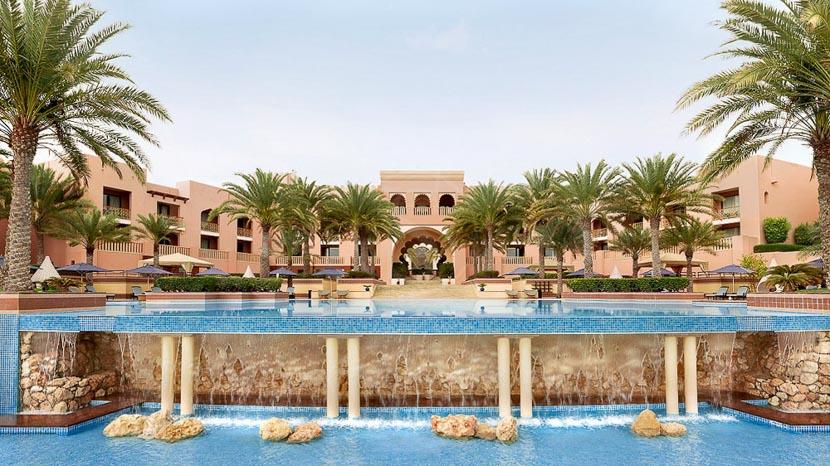 Shangri-La Al Husn, Shangri la al Husn Hotel Mascate, Oman