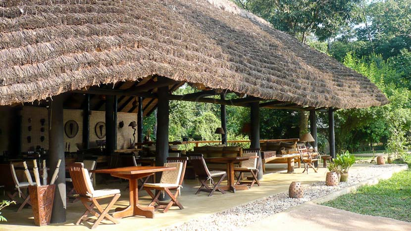 Ishasha Wilderness Camp, Ishasha Wilderness Camp, Ouganda