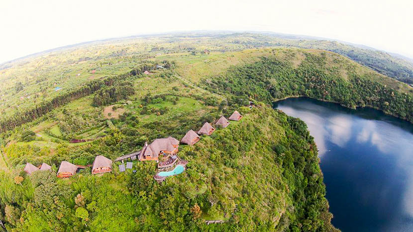 Kyaninga Lodge, Kyaninga Lodge, Ouganda