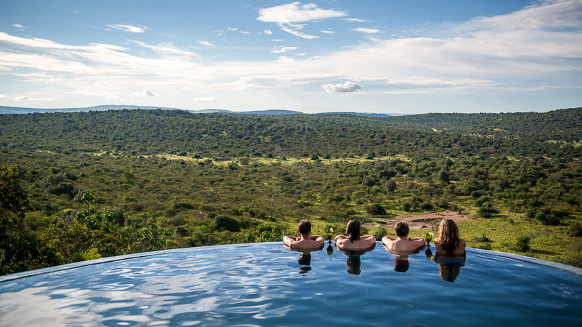 Mihingo Safari Lodge, Mihingo safari lodge, Ouganda