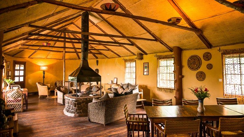 Mount Gahinga Lodge, Mount Gahinga Lodge, Ouganda
