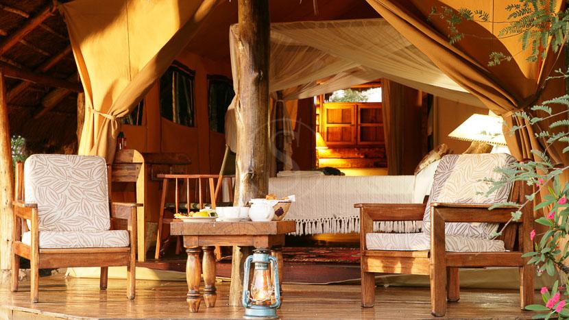 Semliki Safari Lodge, Semliki Safari Lodge, Ouganda © Semliki Safari Lodge