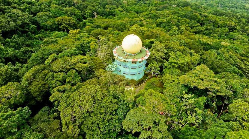 Canopy Tower, Canopy Tower, Panama