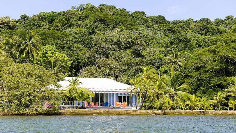 El Otro Lado, El Otro Lado, Panama