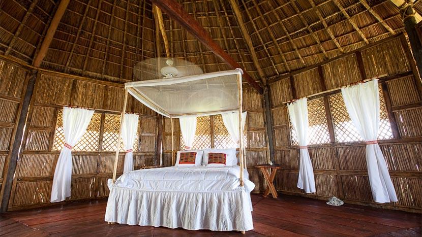 Yandup Island Lodge, Yandup Island Lodge, Kuna Yala, Panama © Tito Herrera