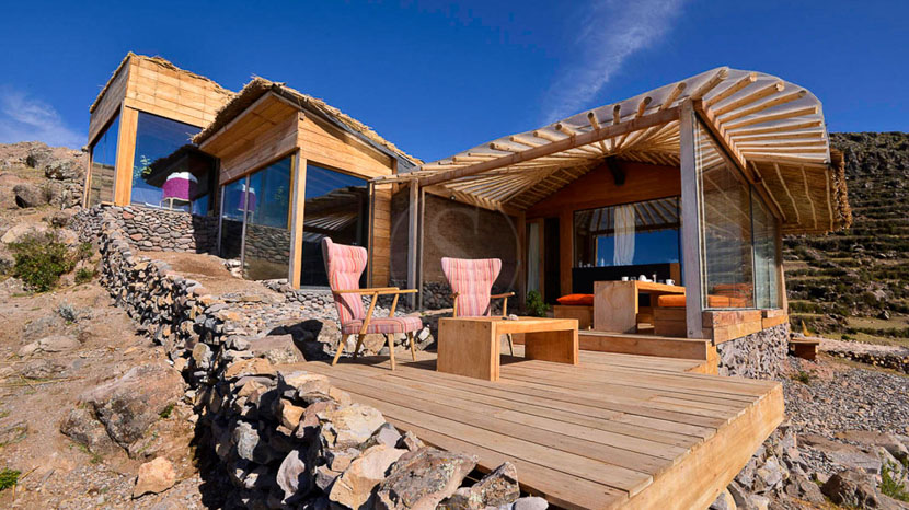 Amantica Lodge, Amantica Lodge, Pérou © Nicolas Villaume