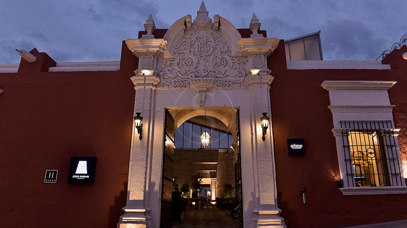 Casa Andina Premium Arequipa, Casa Andina Premium Arequipa, Pérou