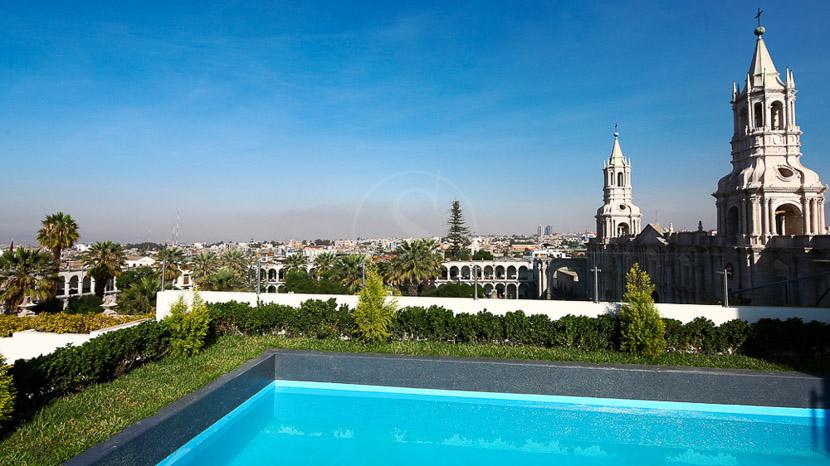 Casa Andina Select Arequipa, Casa Andina Select Arequipa, Pérou