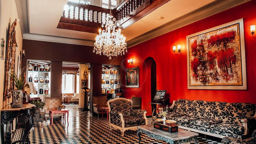 Antigua Mirafores, Hotel Antigua Miraflores, Pérou
