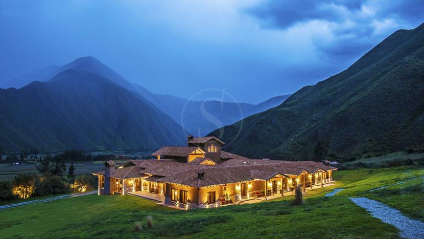 Inkaterra Urubamba, Inkaterra Hacienda Urubamba, Pérou