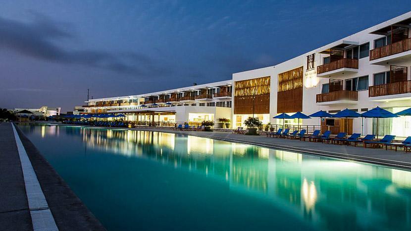 San Agustin Paracas, San Agustin Paracas Hotel, Pérou